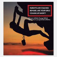 Energy Deficit Brochure