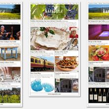 NapaStyle Digital Newsletters
