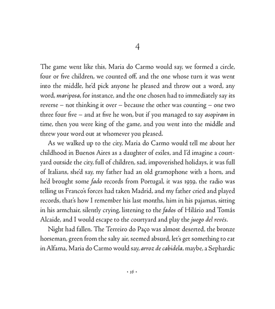 Page from Message from the Shadows
