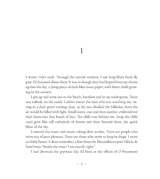 Page from The Society of Reluctant Dreamers