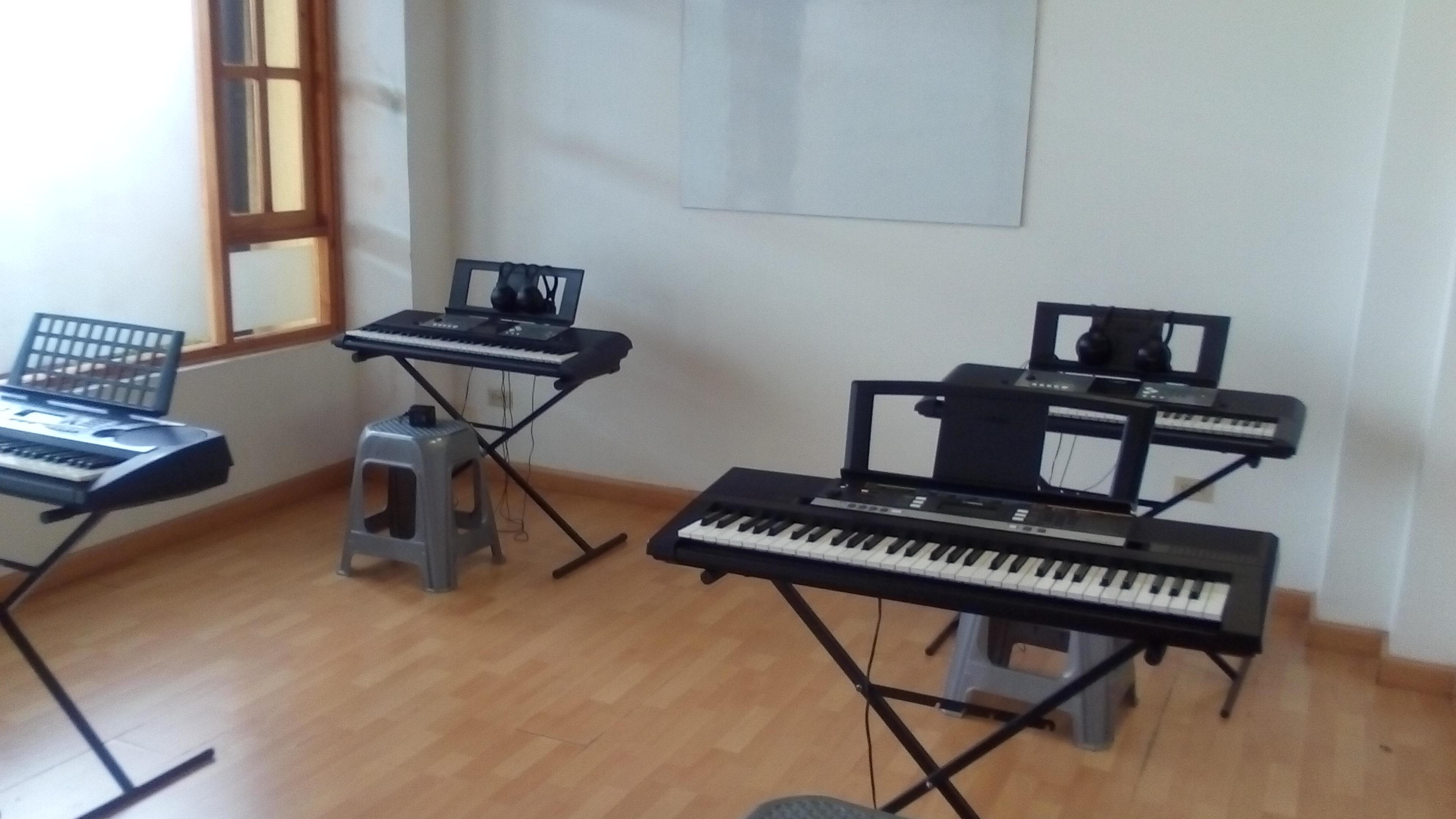 Salón de Pianos
