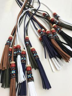 Tassel Belts