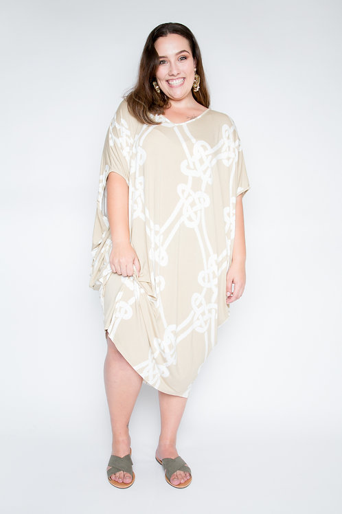 Chestnut Miracle Dress