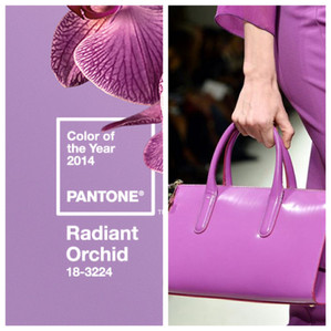 2014 Colour of the Year ... it's our fave!