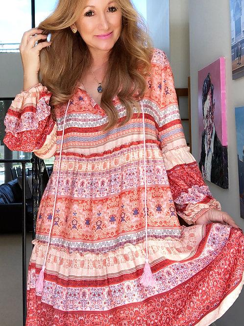 Istanbul Gypsy Dress