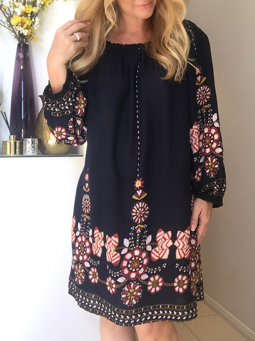Trent Tunic Dress