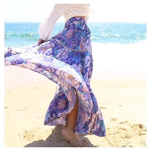 Purple Ell Skirt