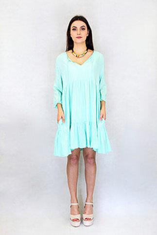 Mint Swing Dress