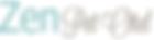 Zen Pet Otel Logo Yazı
