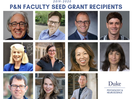 Professors Ng and Newpher are selected for 2019-2020 research seed grants