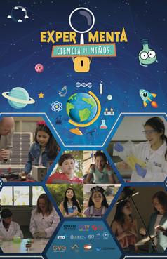Experimenta, Ciencia de Niños 1ra Temporada 2018
