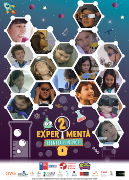 Experimenta, ciencia de niños 2da temporada 2020