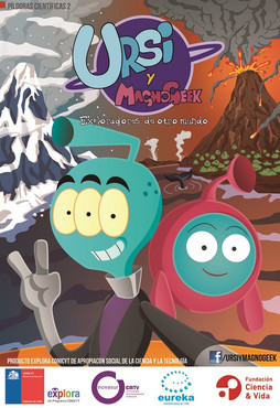 Ursi & Magno Geek 2da Temporada