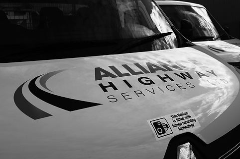 Alliance Highway Services Ltd Vehicle