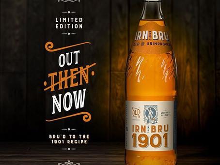 Irn Bru, l'autre boisson nationale