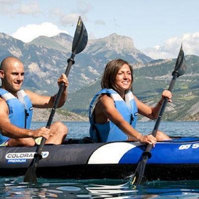 WS1 Inflatable Kayak