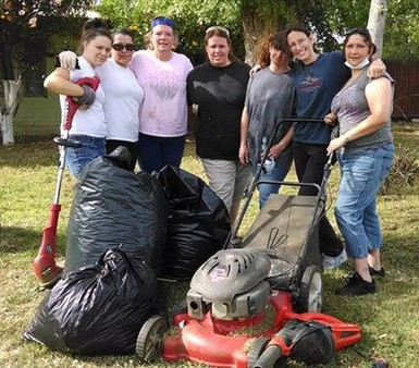 Helping the neighbors