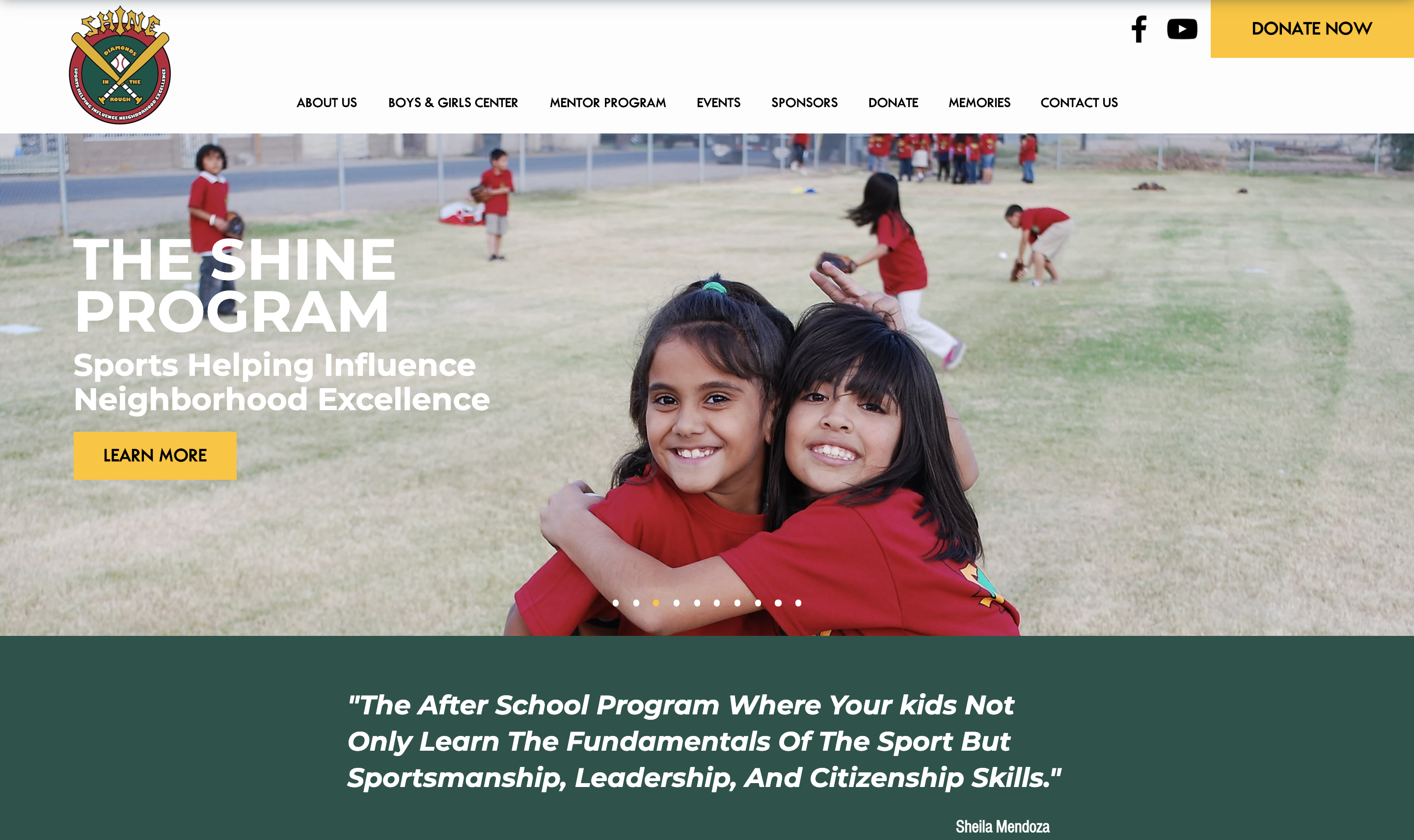 The SHINE Program