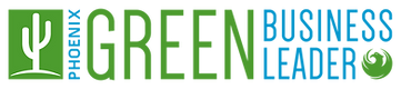 Green Business logo (horizontal) - GREEN