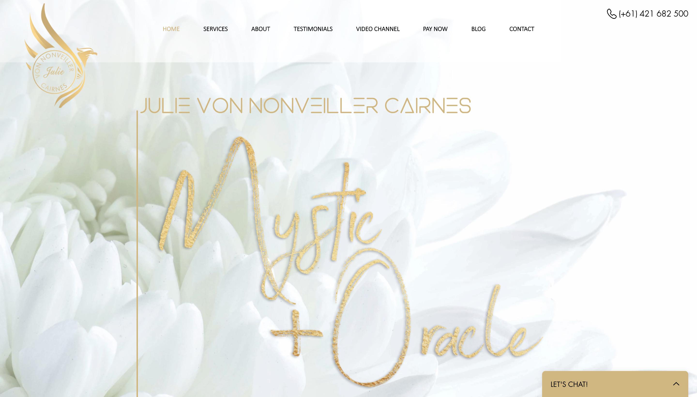 Julie Von Nonveiller Cairnes