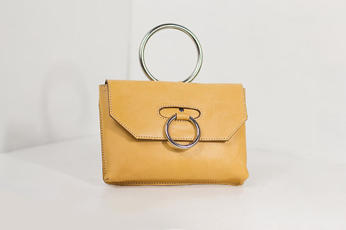 The Bangle bag in Sand
