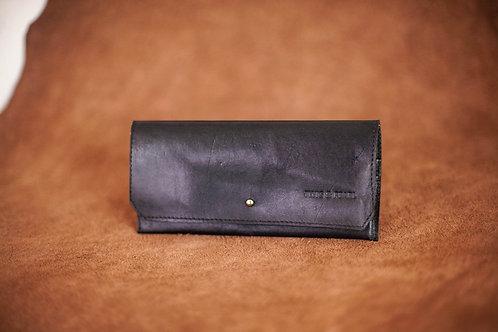 """Neke"" Wallet in classic black"