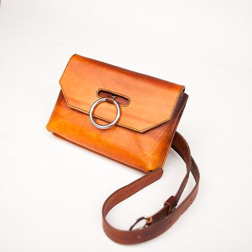 The Venda belt bag in Sunset