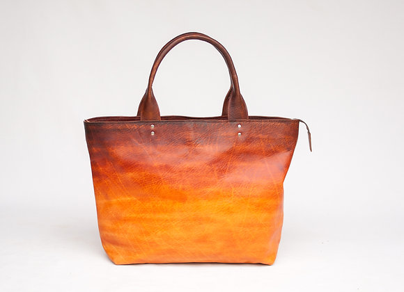 Ambergris Tote in Sunset