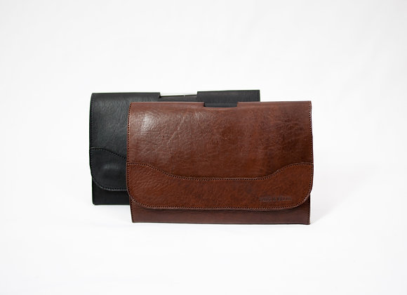 """The """"Caracol"""" Notebook Wallet"""
