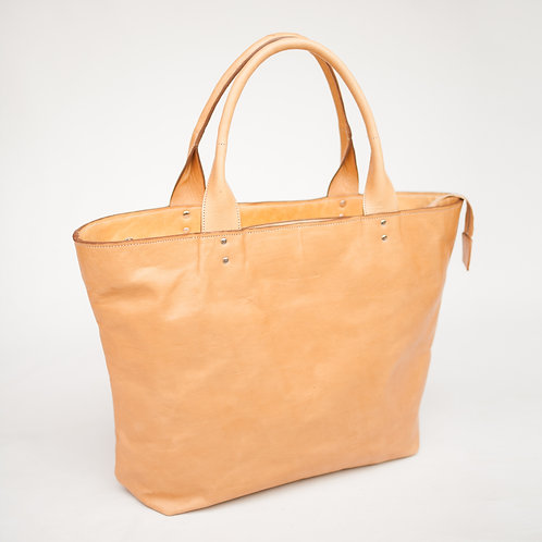 Ambergris Tote in Sand