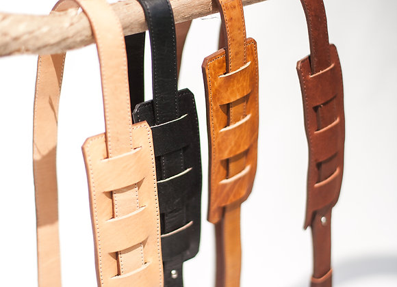 Leather Shoulder strap