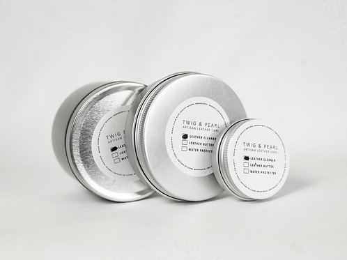 Leather Care Duo   Cleaner & Balm