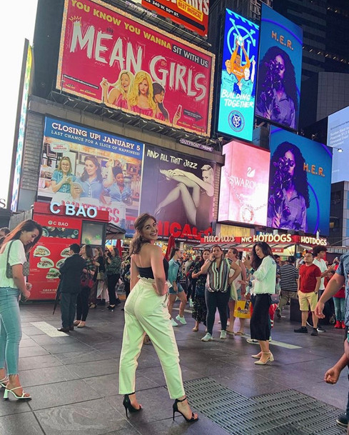21st Birthday Trip to NYC Summer 2019