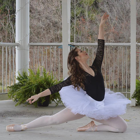 ballet photoshoot 2015