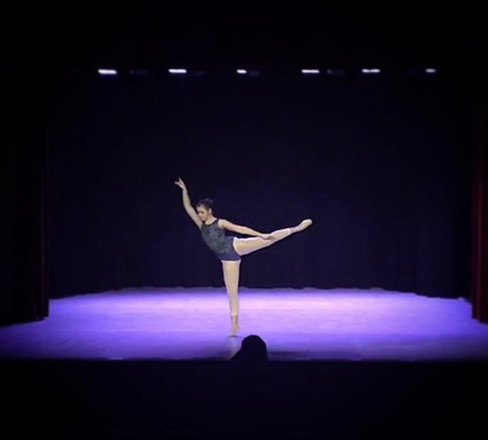 Laurel Ballet Student Choreography Showcase 2016