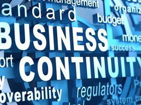 There's a Business Case for Business Continuity