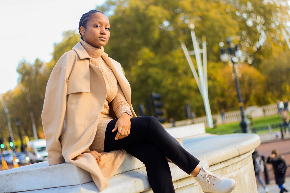 Ashy Akakpo Fashion/Lifestyle blogger and Influencer
