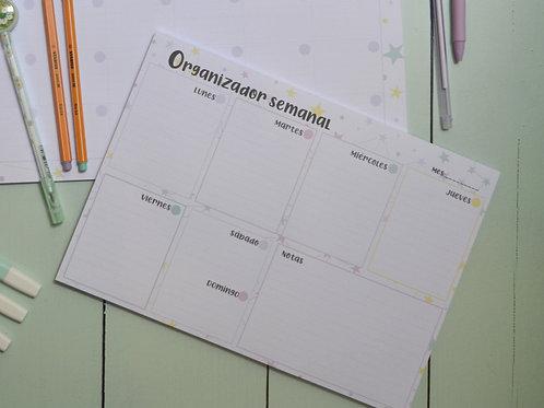 Org. Semanal Constelaciónes
