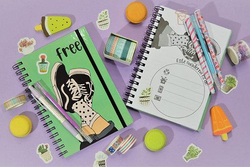 Cuaderno Free