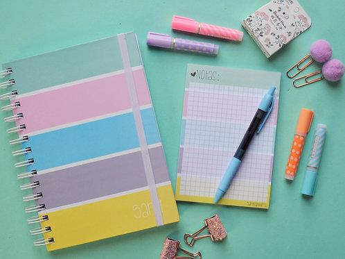 Cuaderno Sami + Libreta de Notas