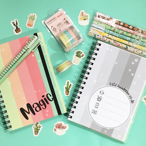 Cuaderno Magic