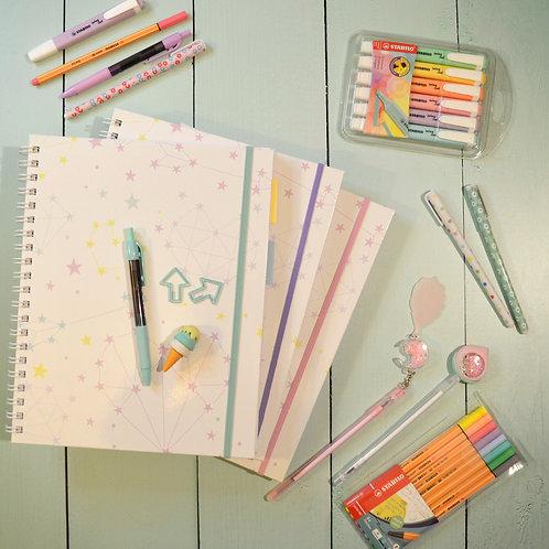 Cuaderno Constelaciones