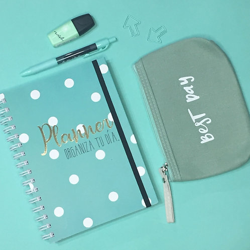 Pack Planner Verde