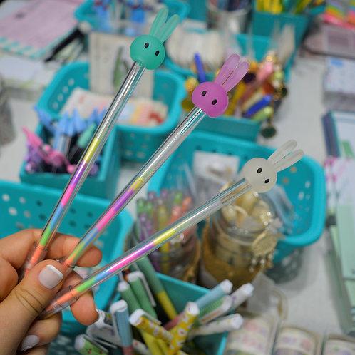Bolígrafo conejo