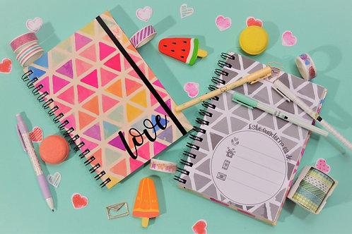 Cuaderno Love