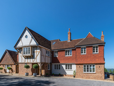 New Photos Available for Beautiful Surrey Farm House