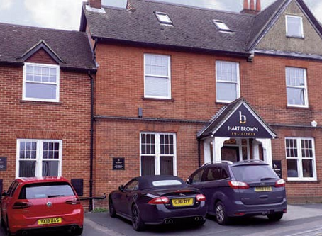 1 Lower South Street in Godalming on the market