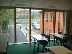 Nye Saunders, Tormead School