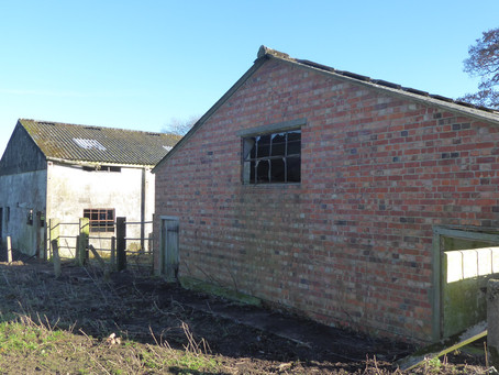 Agricultural Class Q Prior Approval granted for two barns near Dorking, Surrey