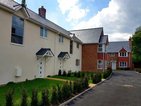 Exclusive development of 8 new build houses in Bentley